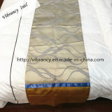 Top Quality Cheap Price Polyester Hotel Bed Runner for Hotel Bedding Sets
