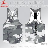Healong Authentic Apparel Gear Sublimation Men's School Match Running Singlets