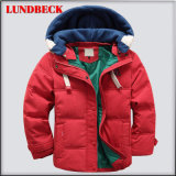 Best Sell Boy's Nylon Jacket for Winter Outer Wear