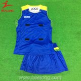 New Design Sportswear Customized Sublimated Netball Dress