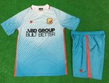 The Football Club Cool Design Soccer Set with Mesh Side Panel and Embroidery Logo