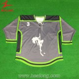 100% Polyester Cutomized Full Sublimation Ice Hockey Jersey for Canada Team