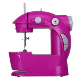 (FHSM-201) China Electric Domestic Textile Overlock Mini Sewing Machine for Household