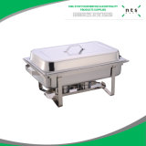 Chafing Dish Soup Kettle with Legs, Restaurant Catering Food Warmer,