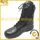 Hot Sell Black Police Tactical Boots