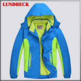 Simple Polyester Jacket for Boy Winter Wear