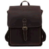 PU Genuine Leather Backpack for Women (BDMC062)