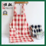 Customized Cotton Promotional Kitchen Cooking Apron with Logo