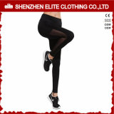 Top Selling Custom Made Plain Black Sexy Leggings (ELTLI-129)
