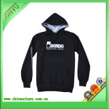 Wholesale Fashion 100%Cotton Fleece Men's Hoodies with Printed