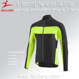Healong Long& Short Sleeves Custom Sublimation Sport Cycling Jersey