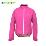 Women's Cycling Jacket, 3 Layer 20d Nylon