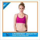 Sexy Soft Cup Racerback Sports Bra for Women