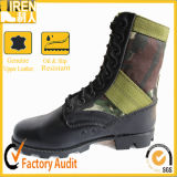 High Quality New Design Fashione Military Canvas Jungle Boots 2017