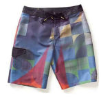 Custom Fashion Design Men's Beach Boardshorts
