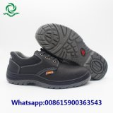 Short Heel Steel Toe PU Injection Summer Safety Shoes