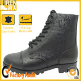 Hot Sale Lace up ISO Standard Military Boots