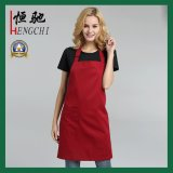 100% Polyester Waterproof Promotional Fashion Gift Kitchen Apron