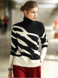 Women's Cashmere Sweater Round Neck 16brdw021