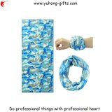 Fitness Head Scarf Camouflage Style 25*50 Cm (YH-HS171)
