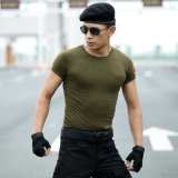 Military Tactical Outdoor Travelling Short-Sleeve Quick-Dry Swear-Absorb T-Shirts