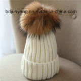 Fur Hat POM Poms/Baby Beanie/Knitting Hat