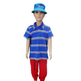 Cool and Fashion Striped Polo Shirts for Kids
