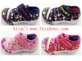 Best Seller Popular Baby Canvas Shoes (HH12-35)