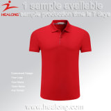 Healong Wholesale Clothes Latest Design Shirt Polo Shirts for Men