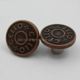 Jean Metal Clothing Rivets Jeans Strong Snap Fashion Button