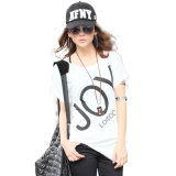 Novelty Fashionable Women Short Sleeve T-Shirts