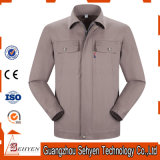 Working Clothing ESD Gas Station Uniforms Design of Cotton