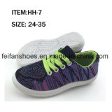 Children Injection Canvas Shoes Lace-up Casual Shoes Customized (FFHH-092606)