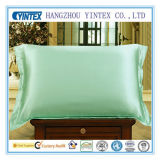 100% Plain Dyed Wholesale Envelope Type Silk Pillow Case for Home Satin Pillow Case, Silk Pillowcase